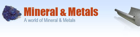 Mineral & Metals